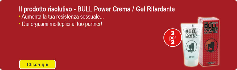 BULL Power Gel ritardante